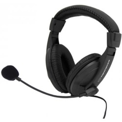 ESPERANZA EH103 STEREO HEADPHONES WITH MICROPHONE CONCERTO