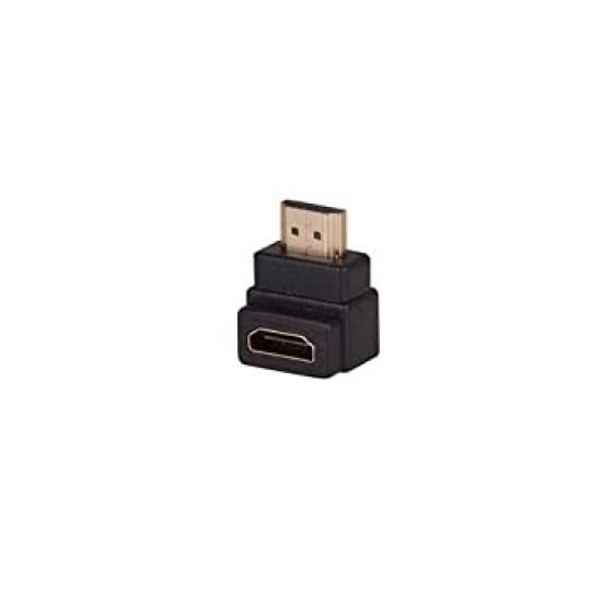 ΑΝΤΑΠΤΟΡΑΣ ΓΩΝΙΑΚΟΣ  TREVI HDMI MALE ΣΕ HDMI FEMALE
