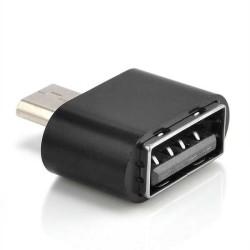 Μετατροπέας OTG USB Α Θηλυκό σε Micro Αρσενικό Adaptor