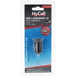 ΦΟΡΤΙΣΤΗΣ ΑΥΤΟΚΙΝΗΤΟΥ USB HYCELL 5V / 1A