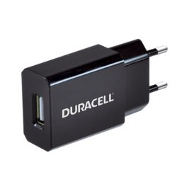 ΦΟΡΤΙΣΤΗΣ USB DURACELL ΓΙΑ ΚΙΝΗΤΟ- TABLET 5V / 2.1A