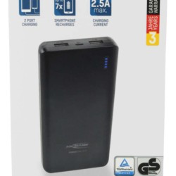 ΦΟΡΤΙΣΤΗΣ POWER BANK 2.5A ΓΙΑ SMART PHONE ANSMANN