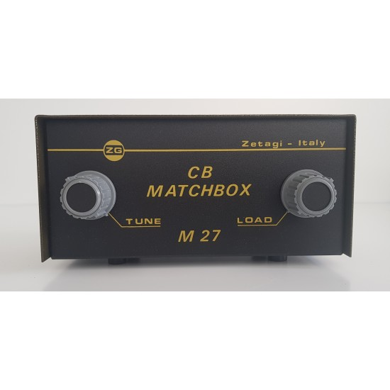 ANTENNA MATCHER ZETAGI M27 26-28MHz
