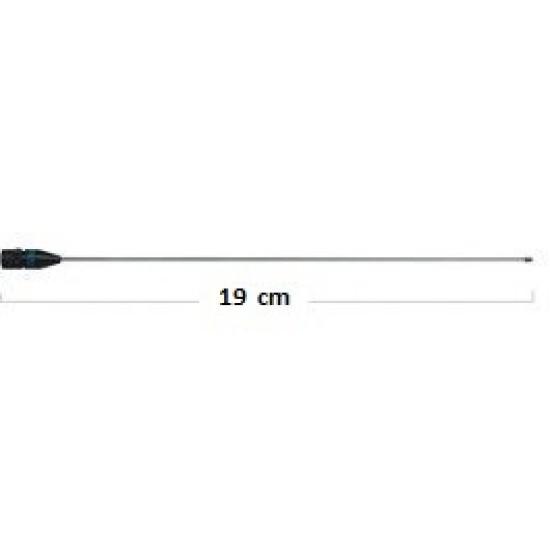 ΚΕΡΑΙΑ ΦΟΡΗΤΟΥ ΠΟΜΠΟΔΕΚΤΗ D ORIGINAL DX-HC100-S  ( VHF )