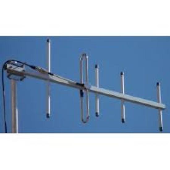 DX-AUC-5-C - Antenna Yagi 5 element450-470 MHz., conector N.