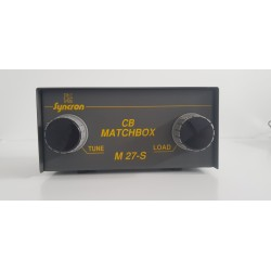 ANTENNA MATCHER ZETAGI M27-S  26-28MHz