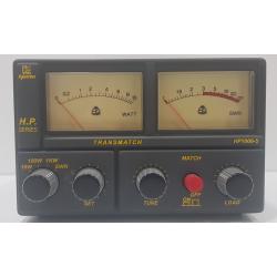 ΓΕΦΥΡΑ CB HP 1000-S (SWR METER / WATT METER / MATCHER )