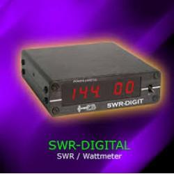ΓΕΦΥΡΑ CB  (SWR METER / WATT METER ) ΗΛΕΚΤΡΟΝΙΚΗ SWR-DIGIT 25-30MHz
