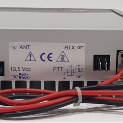 ΕΝΙΣΧΥΤΗΣ UHF 420-440MHz  ΑΥΤΟΚΙΝΗΤΟΥ 50W  RM ULA 50
