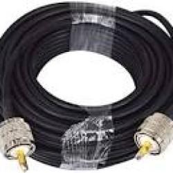 ΚΑΛΩΔΙΟ RF RG 58U 50 ohm  LOW-LOSS COAXIAL CABLE 15μ