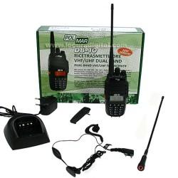 10W VHF/UHF POL MAR DB-10