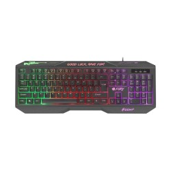 Gaming Natec Fury Hellfire 2 NFU-1549 Backlight Μαύρο