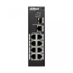 Dahua - PFS3110-8P-96 Switch 8 ports PoE + 2 ports