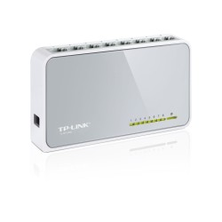 TP-LINK TL-SF1008D 8-PORT UNMANAGED 10/100Mbps DESKTOP SWITCH