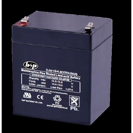 Μπαταρία μολύβδου 12V, 4.5Ah. - SPARK - BATTERY 12V 4.5AH