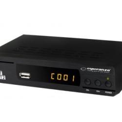 ΑΠΟΚΩΔΙΚΟΠΟΙΗΤΗΣ TV ΨΗΦΙΑΚΟΣ ΔΕΚΤΗΣ EV 104 MPEG-1 Layer 1 & 2