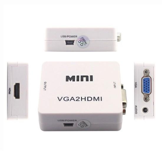 ΜΕΤΑΤΡΟΠΕΑΣ VGA (PC) ΣΕ HDMI