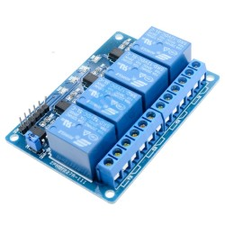 Relay Module - 4 Channel 12V