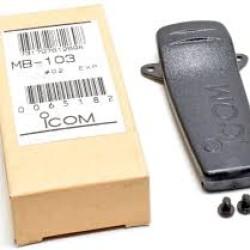 BELT CLIP MB-103 MC103 ICOM