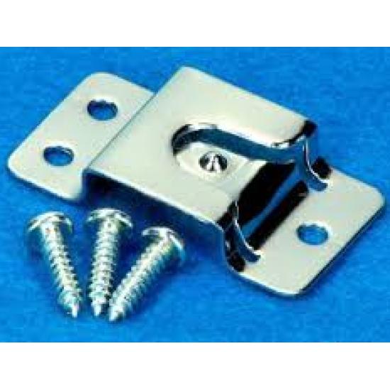 CB microphone clip holder