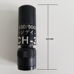 ΚΕΡΑΙΑ ΦΟΡΗΤΟΥ ΠΟΜΠΟΔΕΚΤΗ  NAGOYA BABY CH - 32 ( VHF - UHF )