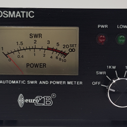 ΓΕΦΥΡΑ CB  FULL AUTOMATIC SWR/WATT 25/30 MHz 1kw