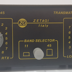 ZETAGI - M 11-45  (11 & 45 METERS TUNER)